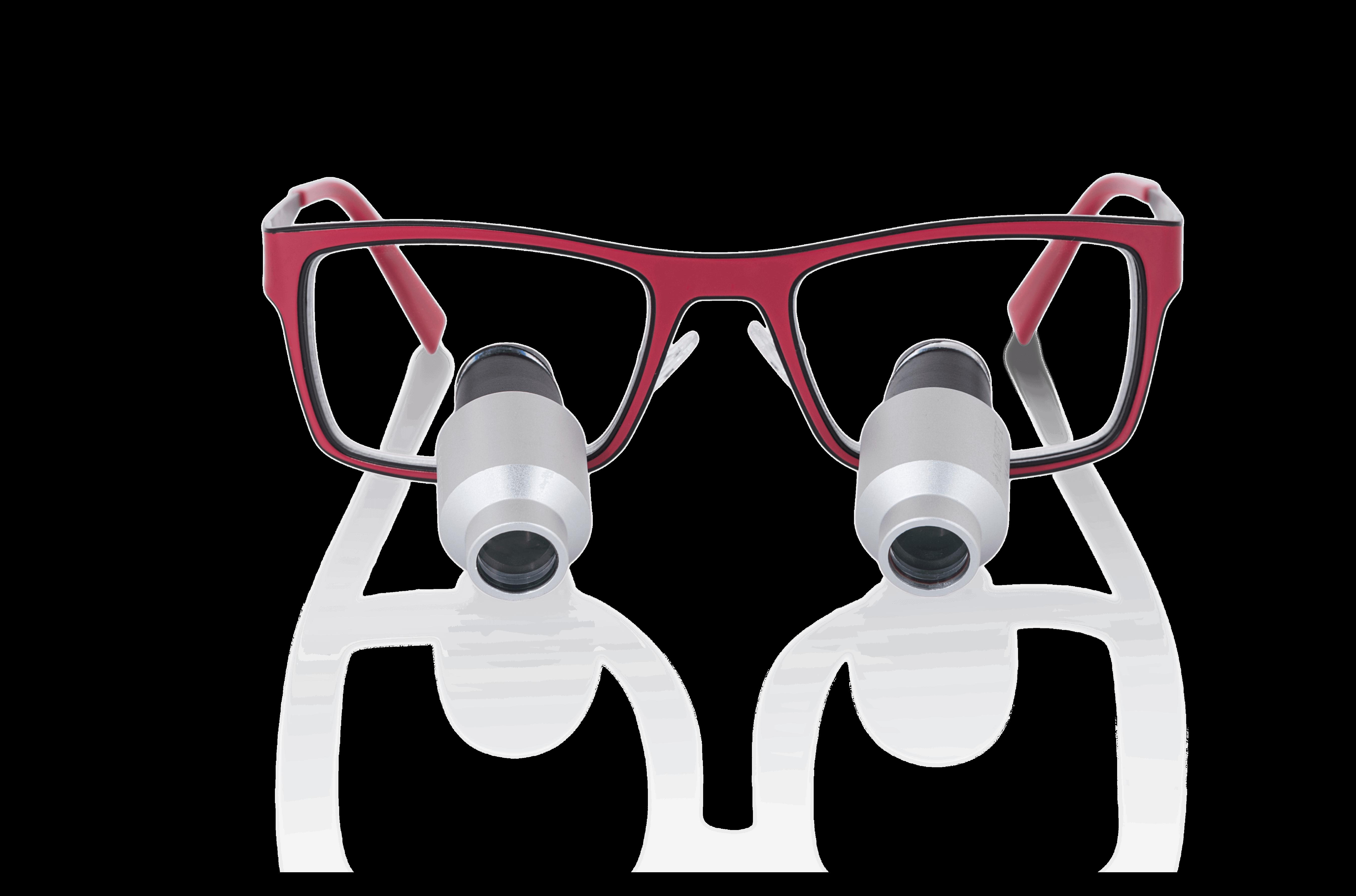 משקפי הגדלה פריזמטיים | 4.0