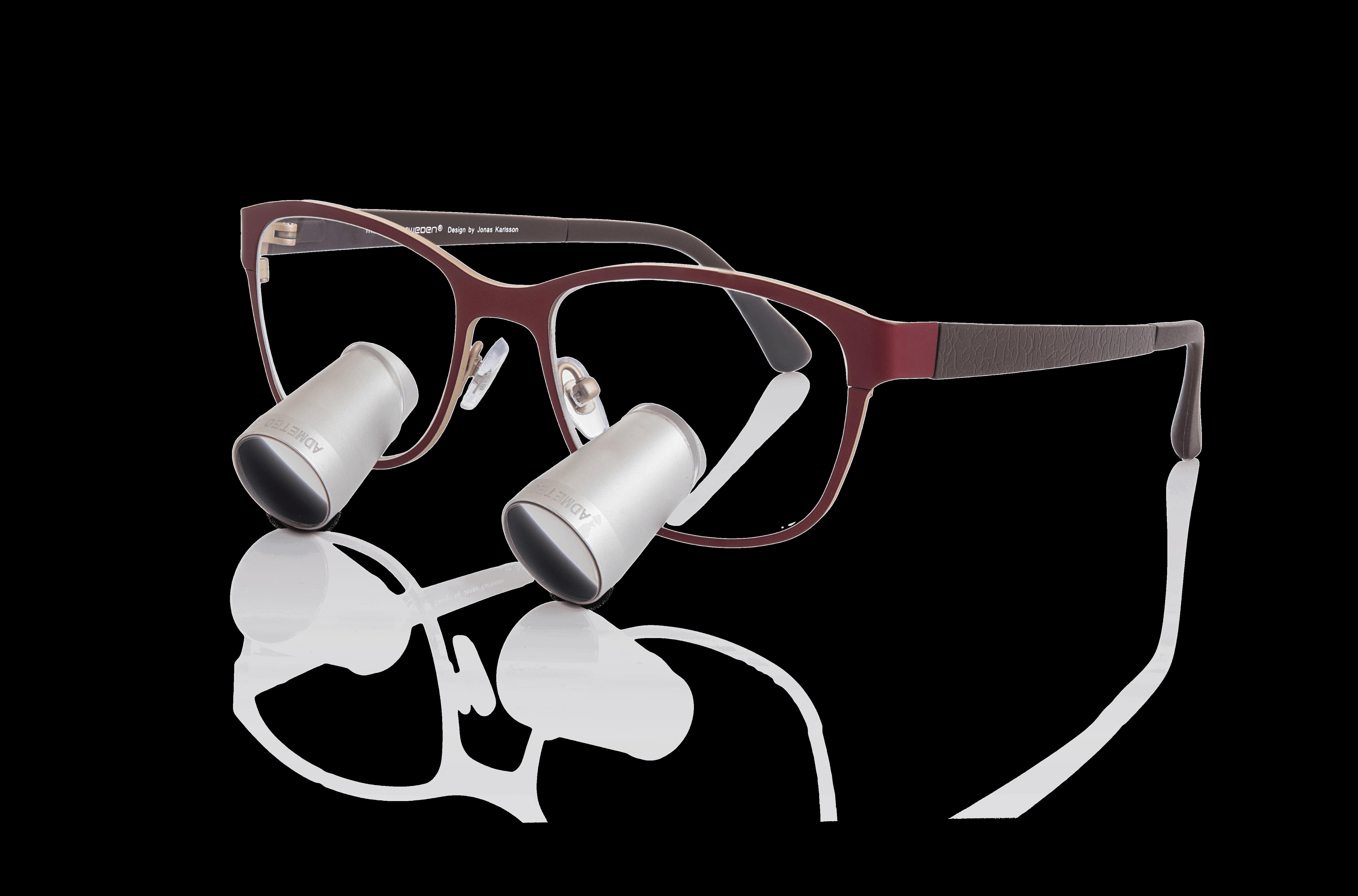 משקפי הגדלה גליליים | 3.2