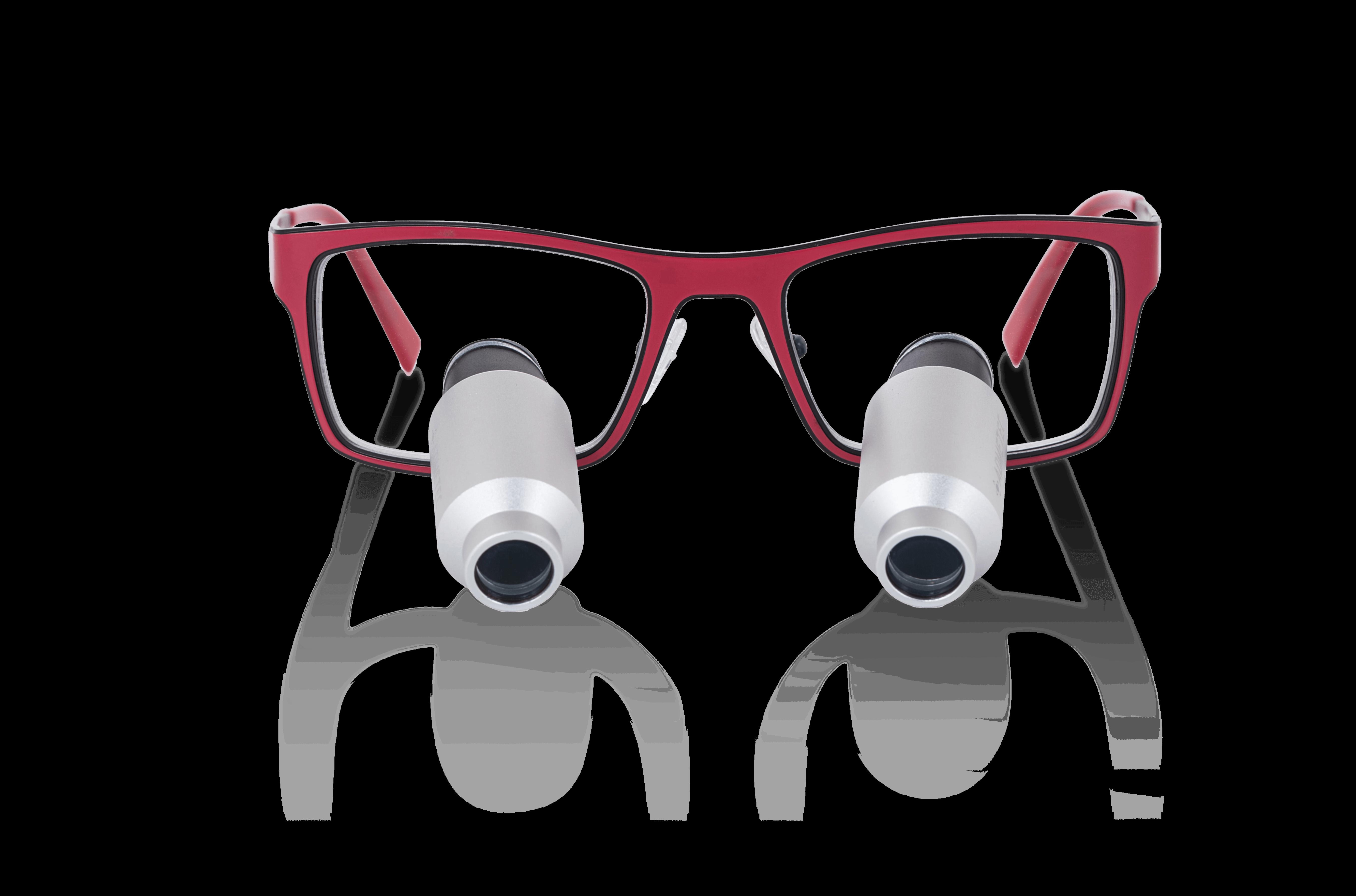 משקפי הגדלה פריזמטיים | 5.5X
